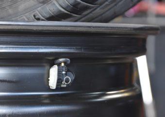 Czujnik ciśnienia w oponach